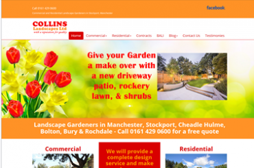 Collins Landscape Gardeners